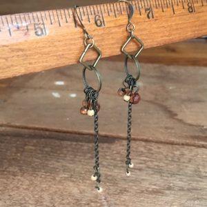 Jewelry - Boho Dangle Earrings